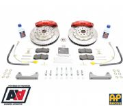 RCM AP Racing 355mm 6 Pot Brake Kit GEN II SBR567 SBR568